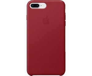 apple leder case iphone 7 plus 8 plus rot ab 30 20. Black Bedroom Furniture Sets. Home Design Ideas