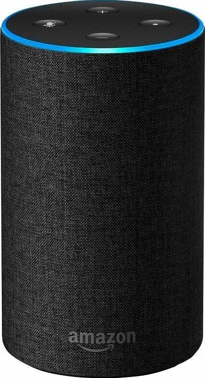 Image of Amazon Echo 2nd Generation Charcoal