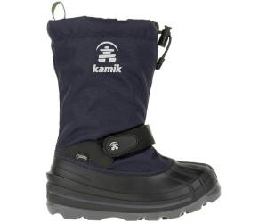 KINDER STIEFEL WINTER Boots kamik Größe 36 Jungen Schuhe dunkel blau schwarz
