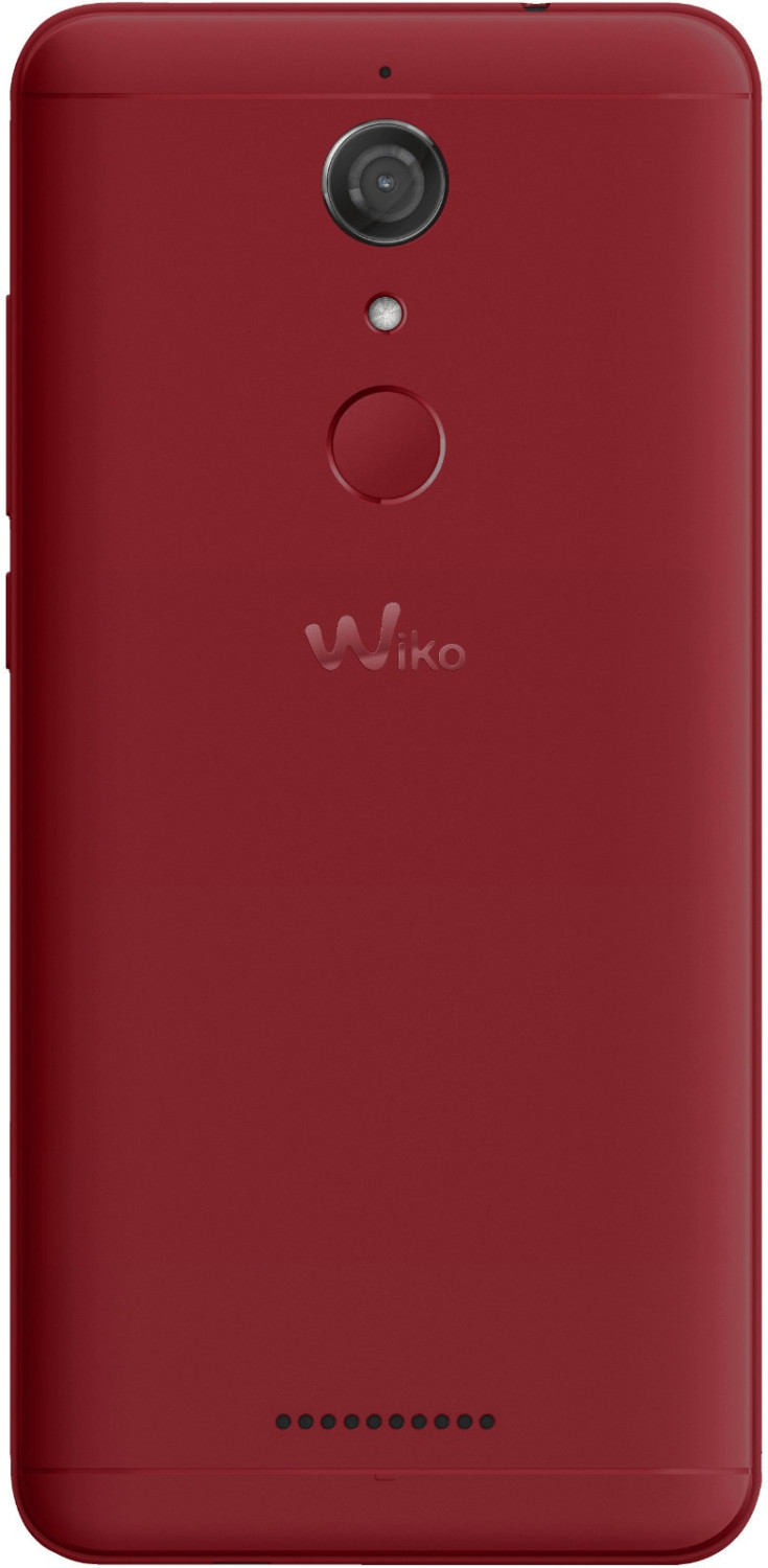 Image of Wiko View 32GB cherry red