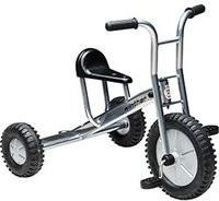 Winther Viking Dreirad groß silber