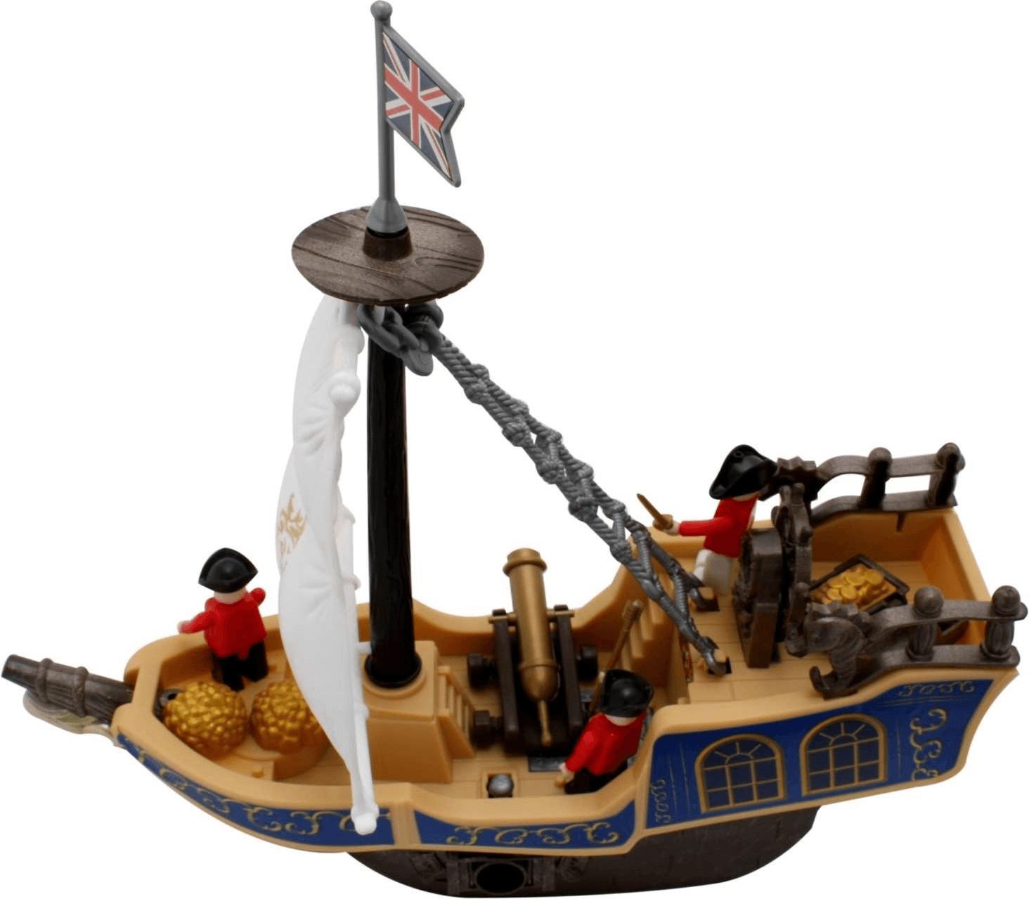 Eddy Toys Piratenschiff Set (22389)