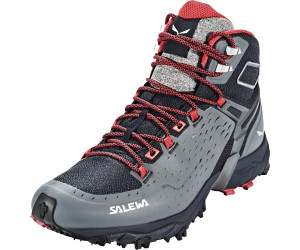 Salewa Ws Alpenrose Ultra Mid Gtx Night Black/mnrl Red 2018 Taille 40.5 Gris/bleu