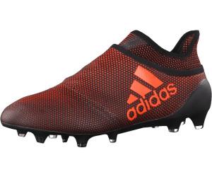 X 17+ PURESPEED FG - Fußballschuh Nocken - grey/reacor/core black Günstig Kaufen Niedrigsten Preis Die Besten Preise Verkauf Online qBzhuY3
