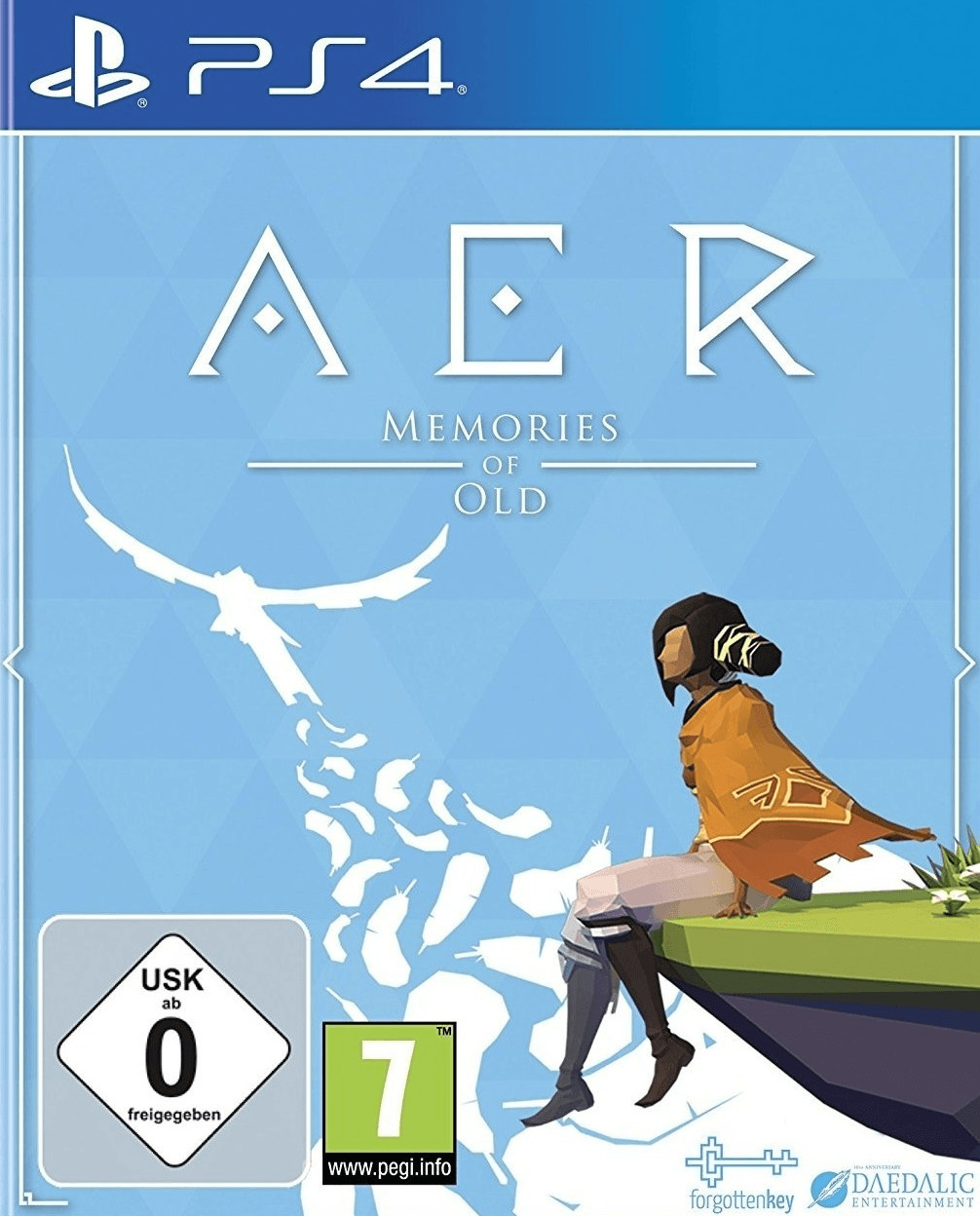 AER: Memories of Old (PS4)