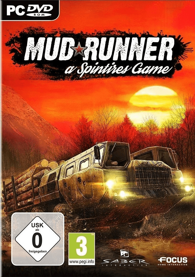 MudRunner: a Spintires Game (PC)