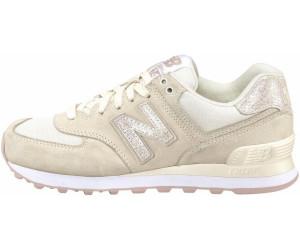 New Balance Sneaker 'WL574 seasonal' creme xzP1vl5nr