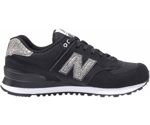 sale retailer 21d2d acacb Buy New Balance WL574 black (WL574CIE) from £224.88 – Best ...