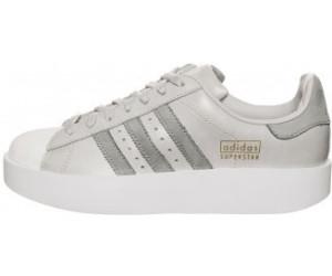 Adidas Superstar Bold Platform W light solid grey/mid grey/footwear white