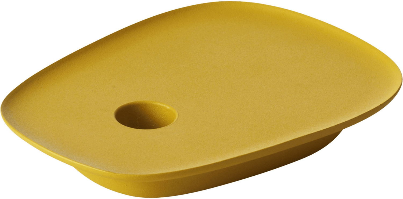 Muuto Float Kerzenhalter yellow