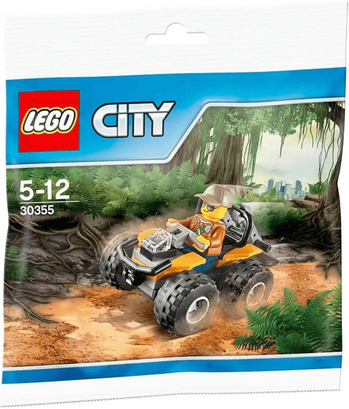 LEGO City - Dschungel-Quad (30355)