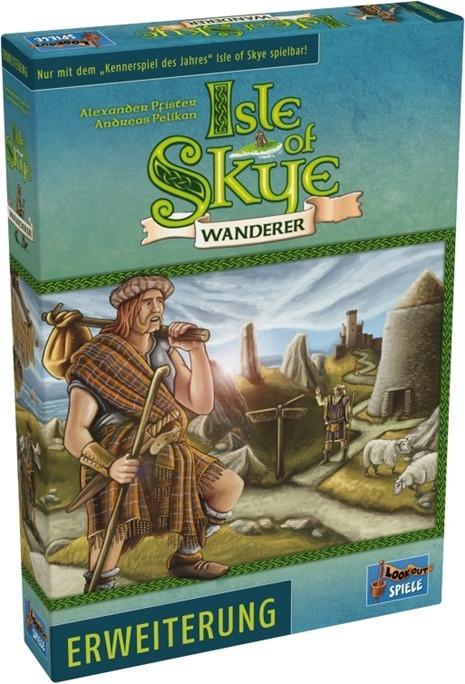 Lookout Spiele Isle of Skye - Wanderer