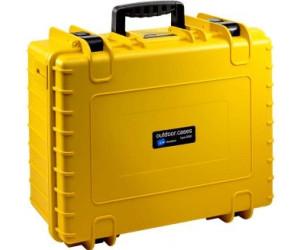 B&W Outdoor Case Typ 6000 GoPro Karma Inlay gelb