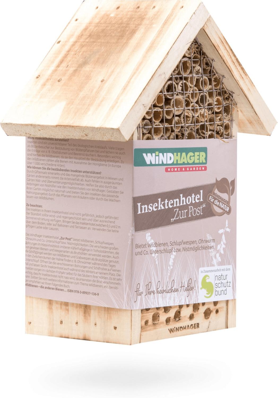 Windhager Insektenhotel zur Post