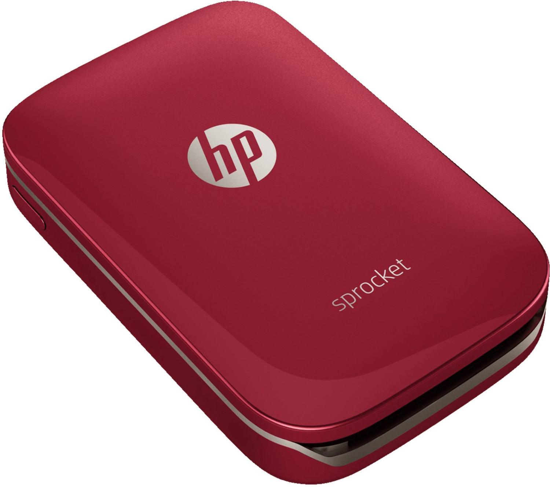 Image of HP Sprocket red (Z3Z93A)