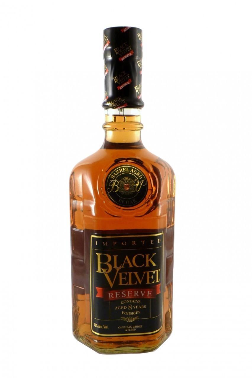 Black Velvet Reserve 8 Jahre 1l 40%