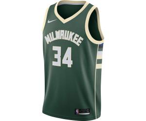 Nike Giannis Antetokounmpo Milwaukee Bucks Trikot Icon