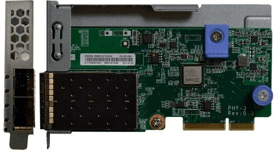 Lenovo 7ZT7A00546 7ZT7A00546 adaptador y tarjeta de red Interno SFP+ 10000 Mb...