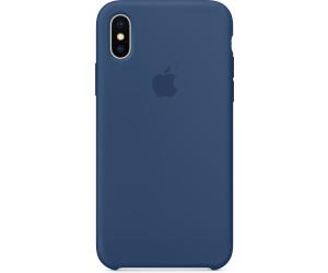 custodia in silicone per iphone x - bianco