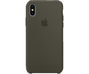 separation shoes fff96 c0f9c Buy Apple Silicone Case (iPhone X) from £11.99 – Best Deals on ...