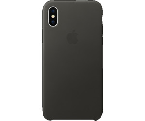 quality design c6caf 5af27 Buy Apple Leather Case (iPhone X) from £38.04 (August 2019) - Best ...