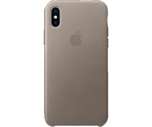 apple custodia pelle iphone x