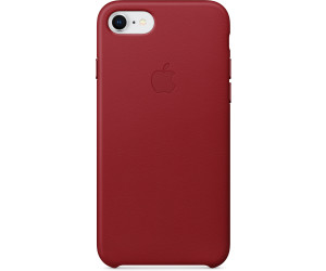 custodia in pelle per iphone 8 / 7 - product red