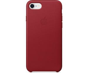 apple leder case iphone 7 8 rot ab 33 96. Black Bedroom Furniture Sets. Home Design Ideas