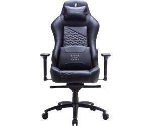 Trust gxt resto gaming stoel zwart rood coolblue voor