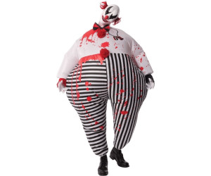 Rubie's Costume Clown Terrificante Gonfiabile (810509-STD)