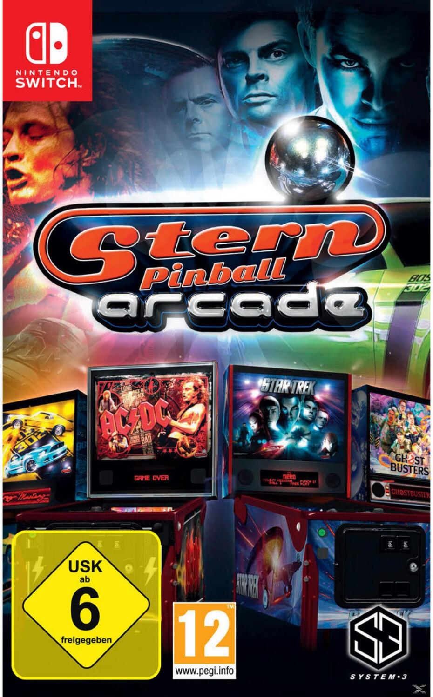 Stern Pinball Arcade (Switch)