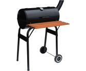 Klarstein Barney 3-in-1 BBQ-Grill Elektrogrill Smoker 1800W 3x40cm Thermometer