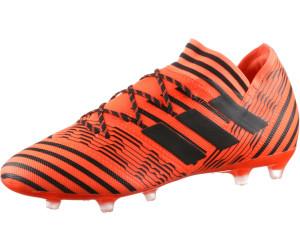 eabc7777bea6 Buy Adidas Nemeziz 17.2 FG solar orange core black solar red from ...