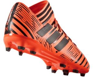 Adidas Nemeziz 17.3 FG Jr solar orangecore black ab € 39,00