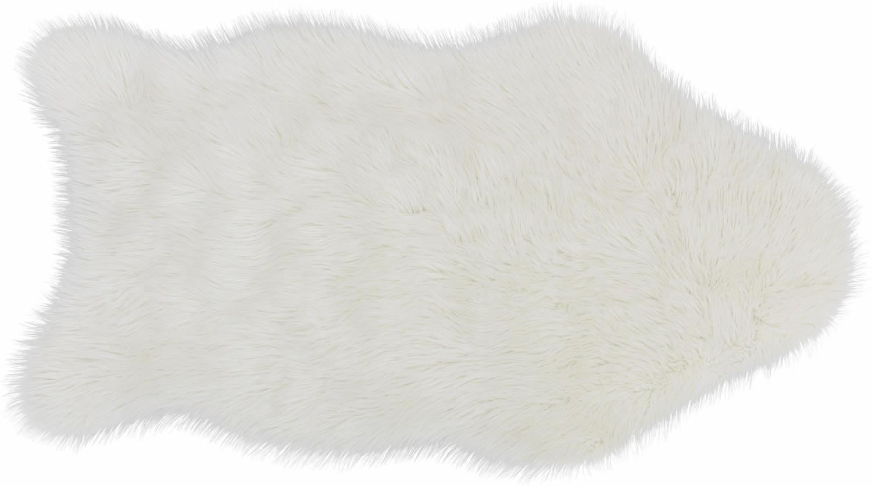 Astra Mia Flokati 55x80cm weiß