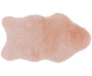 Astra Mia Flokati 55x80cm rosa