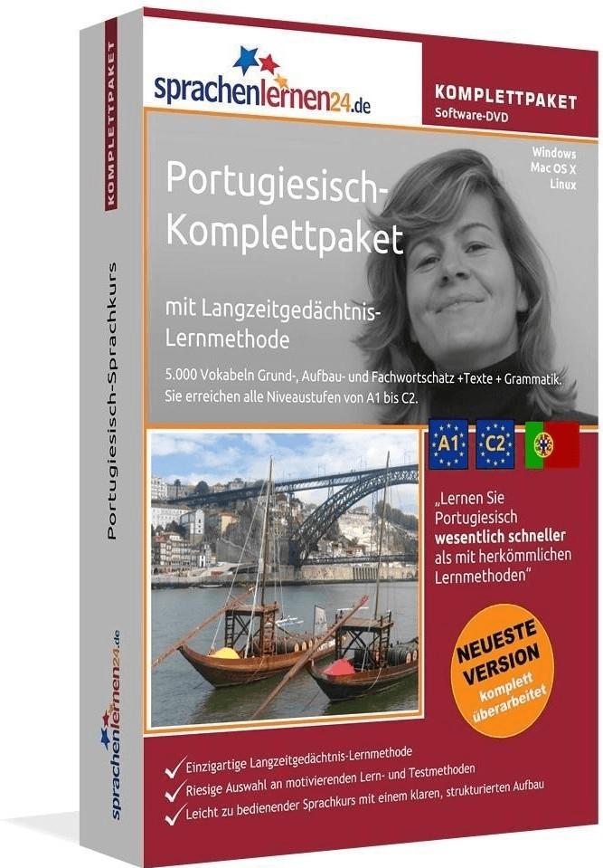sprachenlernen24 Komplettpaket: Portugiesisch