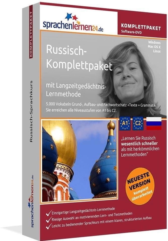 sprachenlernen24 Komplettpaket: Russisch