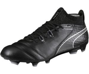 Chaussures football Puma One Luxe FG Noir Prix pas cher