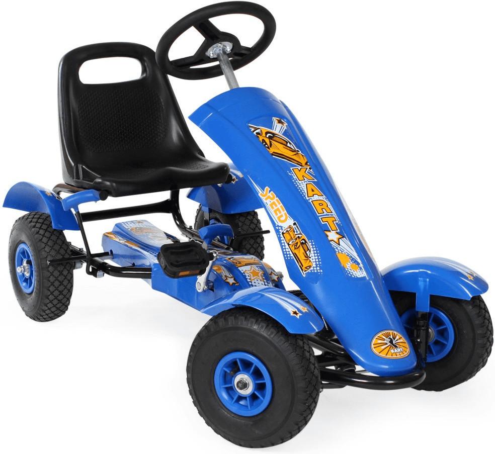 TecTake Go-Kart 1 Sitz