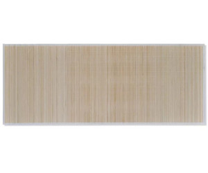 vidaXL Bambusteppich 120x180cm