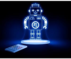 Image of Aloka Sleepy Lights Robot