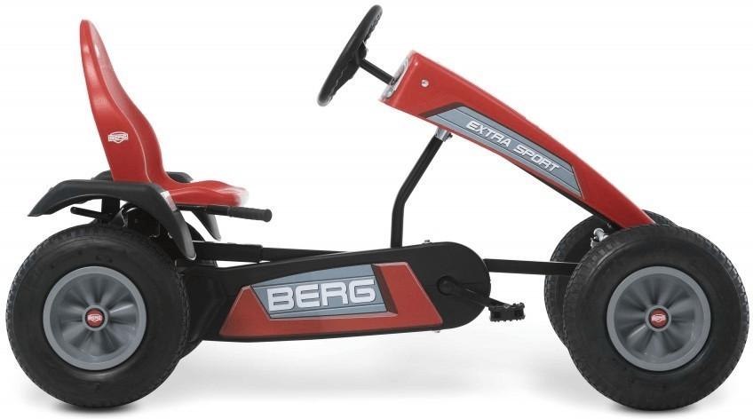 Berg Gokart Extra BFR-3 Red Sport 07.20.12.00 rot
