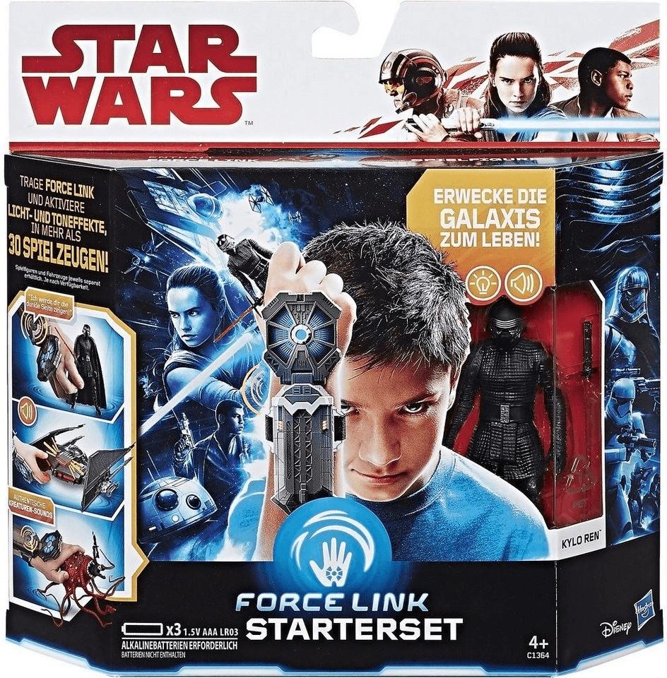 Hasbro Star Wars Episode 8 - Forcelink Starterset