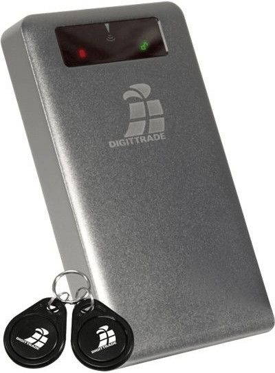 Image of Digittrade RFID Security USB RS256 4TB