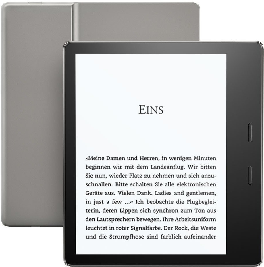 Kindle Oasis 2 8GB WiFi