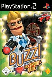 Buzz! - Das Sportquiz (PS2)