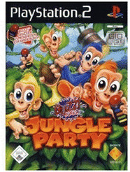 Buzz! Junior - Jungle Party (PS2)