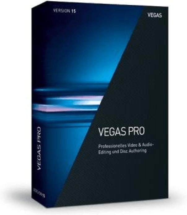 Magix Vegas Pro 15 (Box)