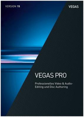 Magix Vegas Pro 15 (ESD)